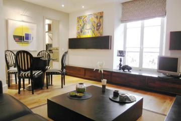 Apartment Chaillot Elysees
