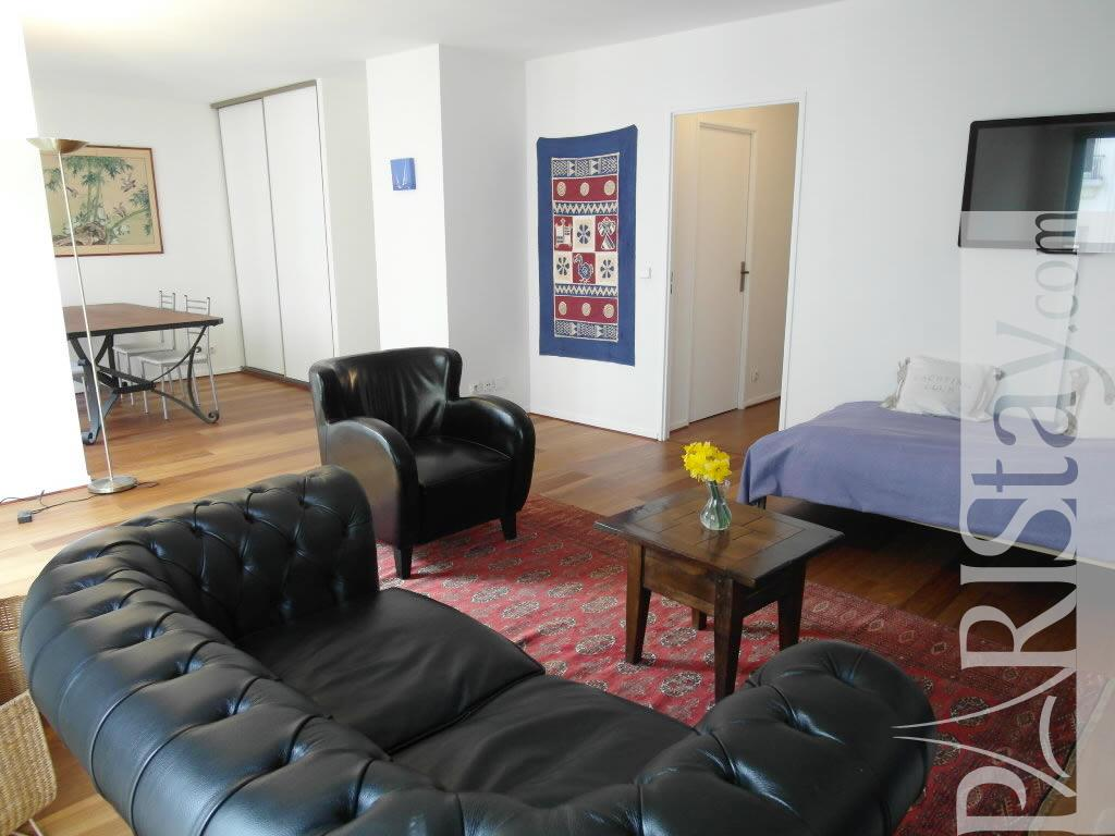 1 Bedroom Apartment Long Term Renting Paris Parc Monceau 75017 Paris