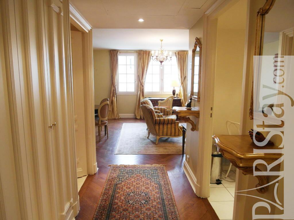 Long Term Renting Charron 2 Bed Elysees Apartment Champs Elysees 75008