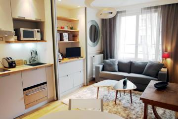 Apartment Vaugirard Cosy 1 Bed