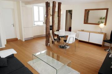 2 bedrooms of Grands Augustins Seine 2 Bed Apartment St Germain des pres