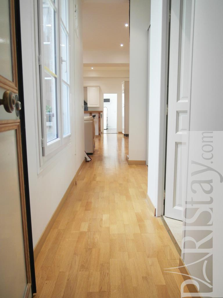 Appartment For Long Term Rental In Saint Honore Louvre