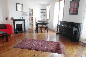 Appartement Cardinal Lemoine 2 Beds