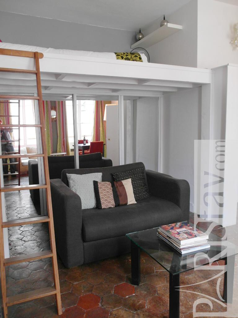 Long Term Rental Paris Le Marais 75003 Paris