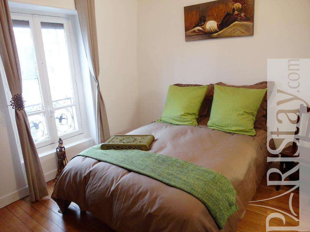 Paris location meubl e appartement type t2 cosy daumesnil for Chambre a coucher cosy