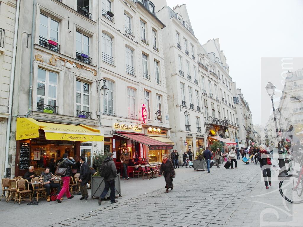 Paris Apartments For Rent In The Marais