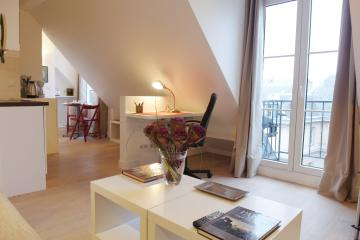 Appartement Saints Peres Studio