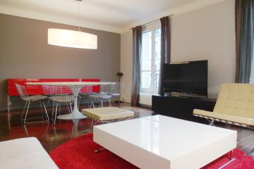 Apartment Pierre Demours Luxury