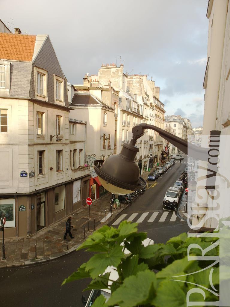 Paris location meubl e appartement type t2 marais luxury 1 bedroom - Location marais paris ...