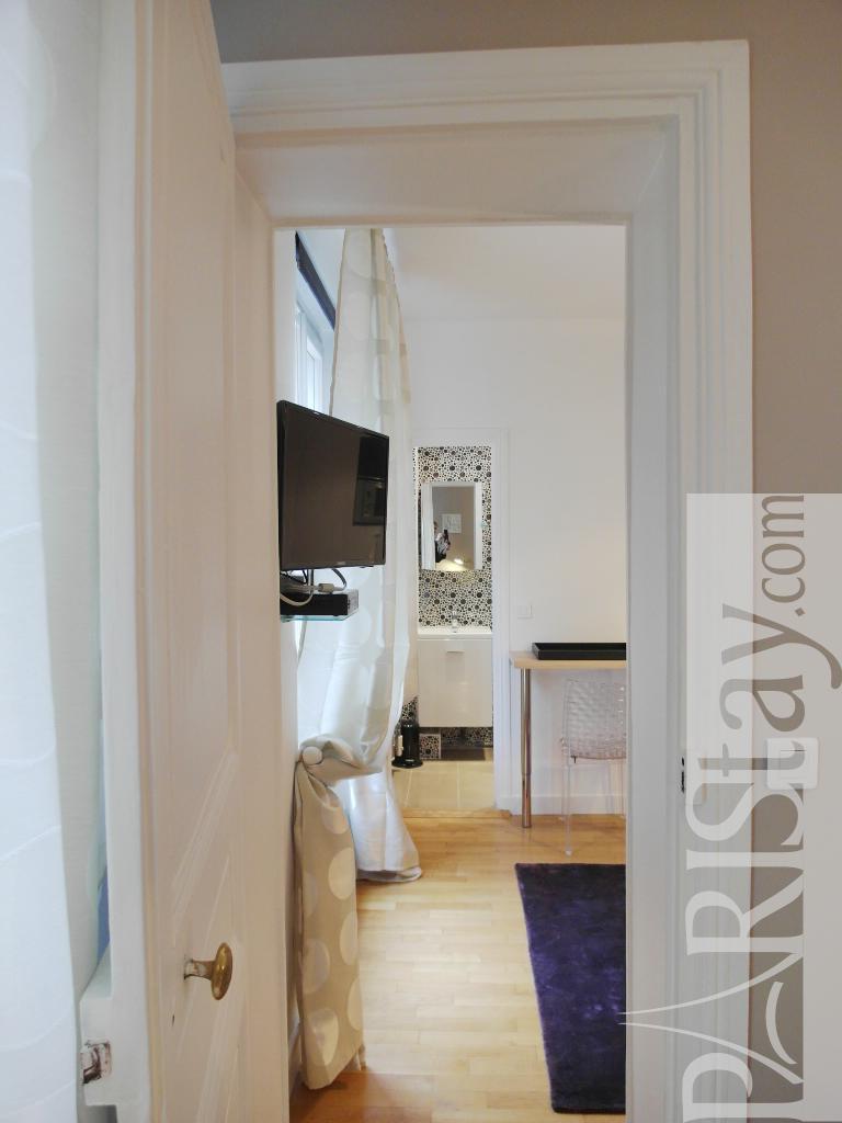 Paris Location Meubl E Appartement Type T2 Pache Roquette
