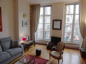 Apartment Chatelet Theatre One Bedroom - 1 bedroom
