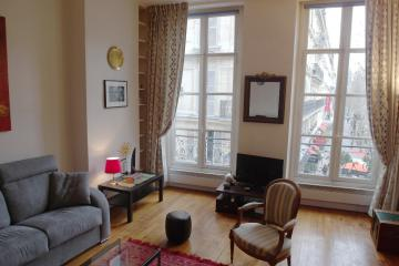 Apartment Chatelet Theatre One Bedroom