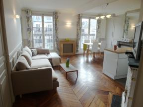 Rivoli Chatelet 2 bedrooms