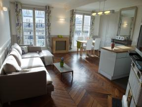 Apartment Rivoli Chatelet 2 bedrooms - 2 bedrooms