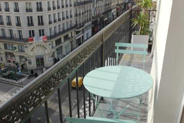 Appartement Rivoli Chatelet 2 bedrooms