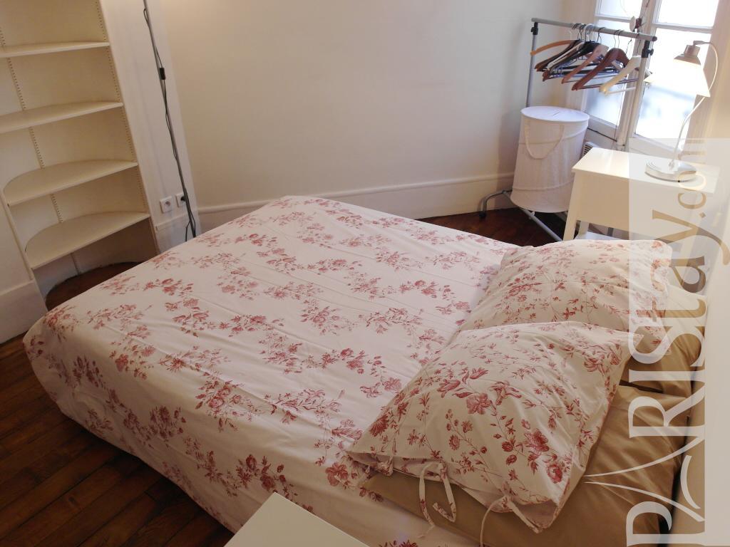 Paris location meubl e appartement t2 monge jardin des for Plante verte chambre a coucher