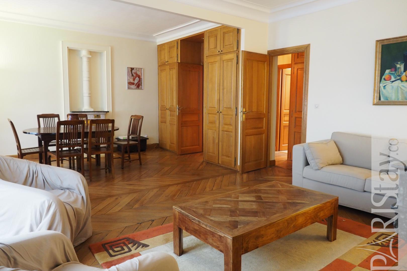 1 Bedroom Apartment Long Term Rentals Place Des Ternes 75017 Paris