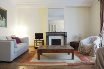 1 bedroom of Bayen Triomphe 1 Bed Apartment Place des Ternes