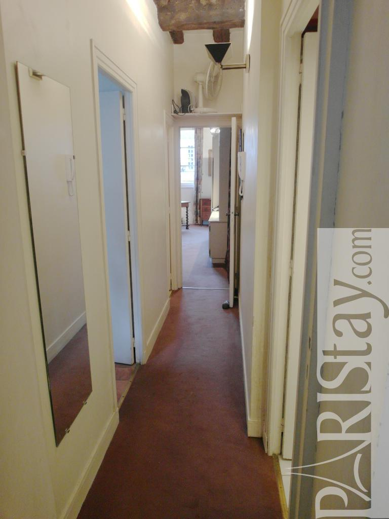 paris location meubl e appartement type t2 bievre notre dame one bedroom. Black Bedroom Furniture Sets. Home Design Ideas