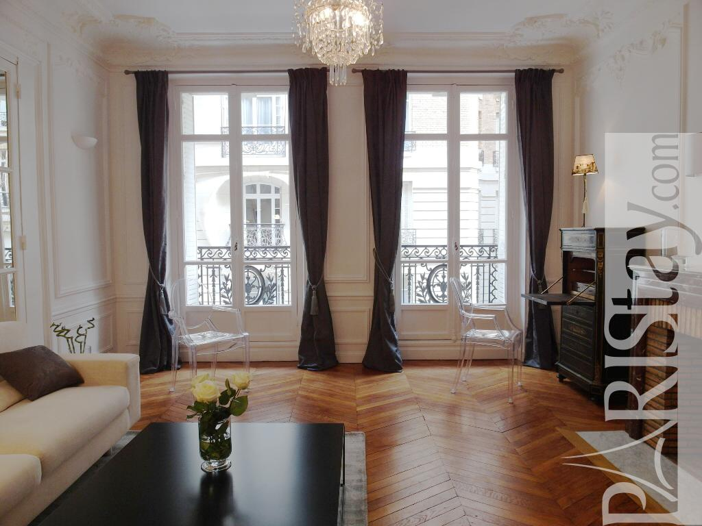 Paris Luxury Apartment Rental Passy 75016 Paris