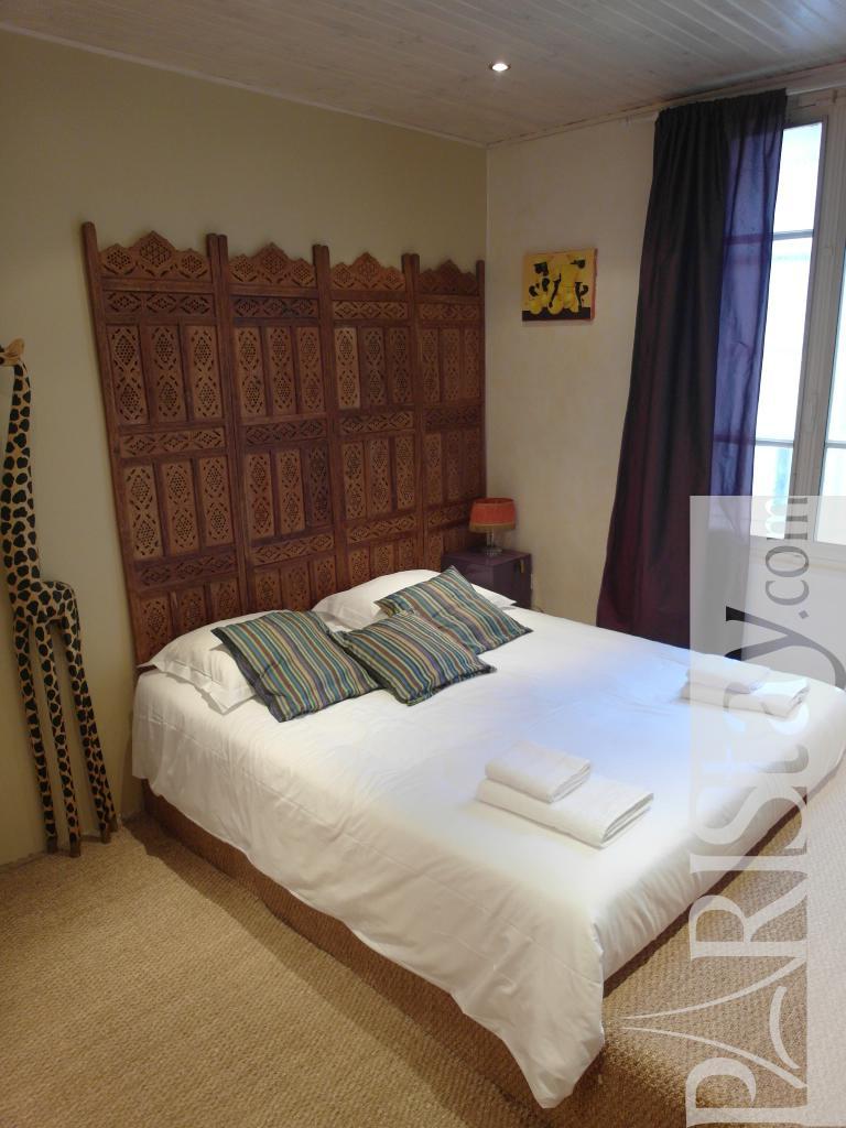 Paris Location Meubl E Appartement Type T2 Barsacq One Bedroom
