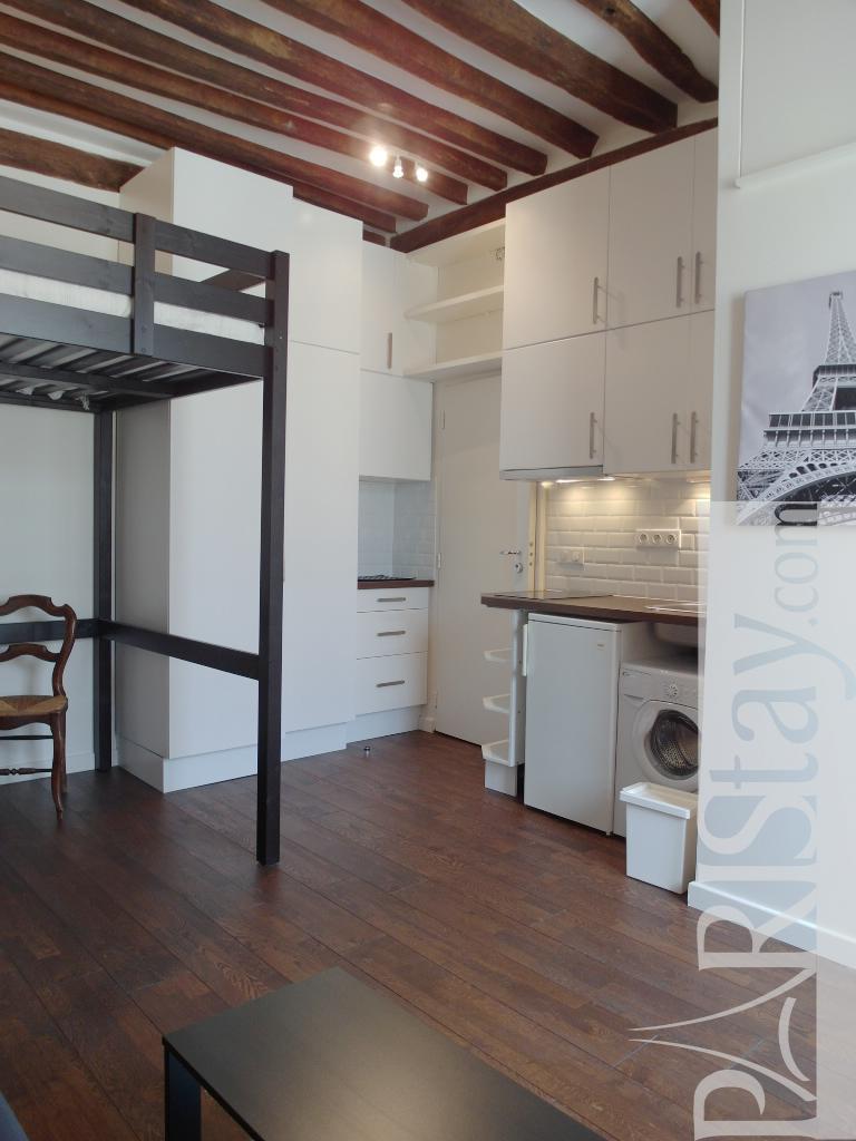 Paris apartment long term rental Bastille 75011 Paris