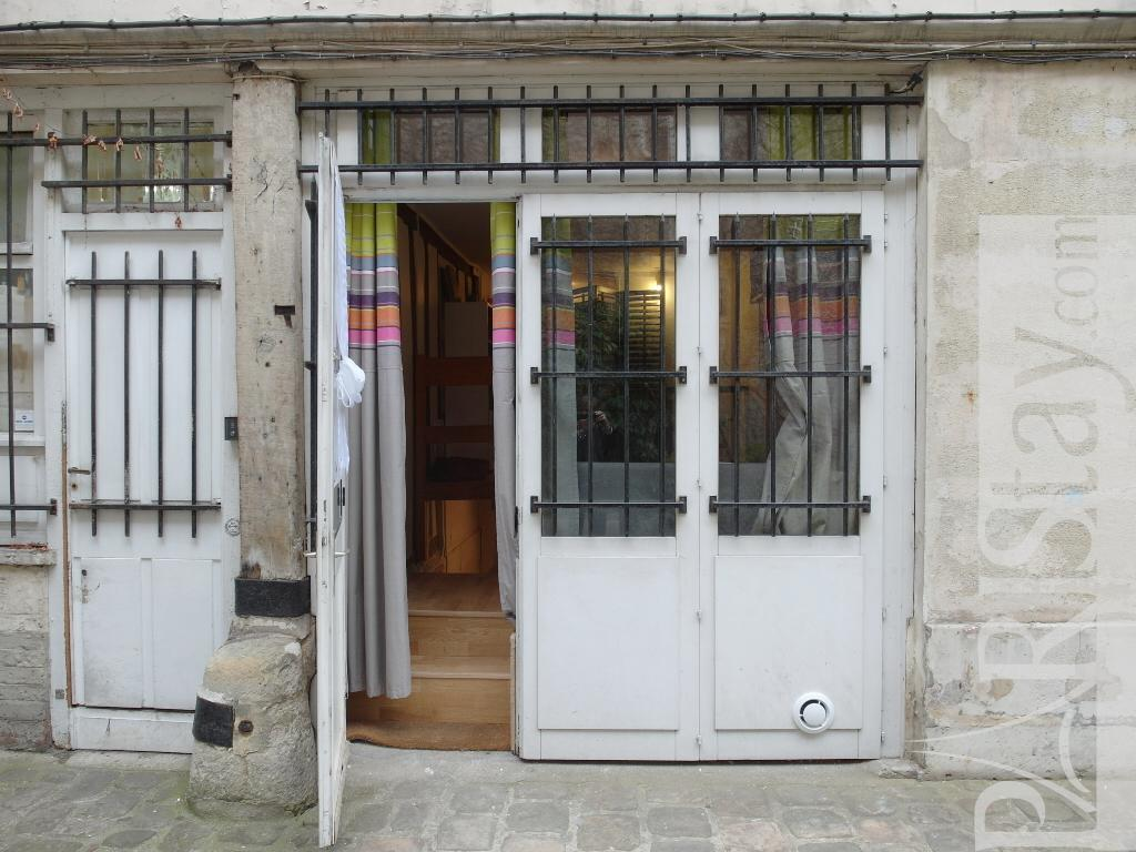 Paris Studio Apartment Rental Le Marais Paris