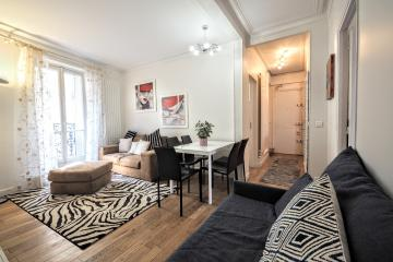 Appartement Jeanne d'Arc 2BR