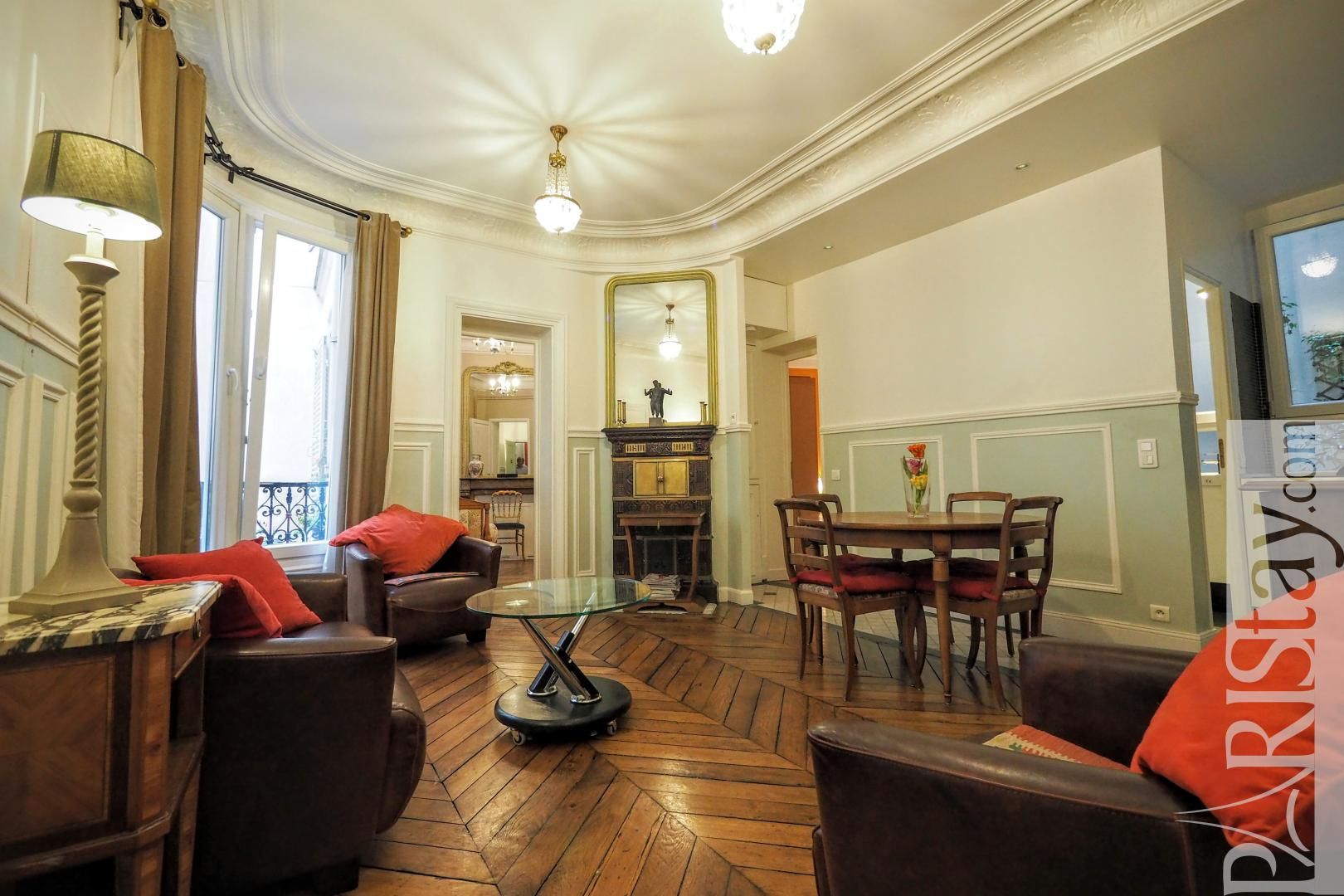 paris apartment rental montorgueil 75002 paris