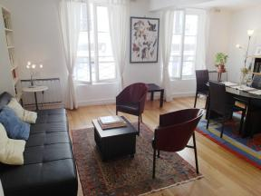 Apartment Bourse Duplex 2BR - 2 bedrooms