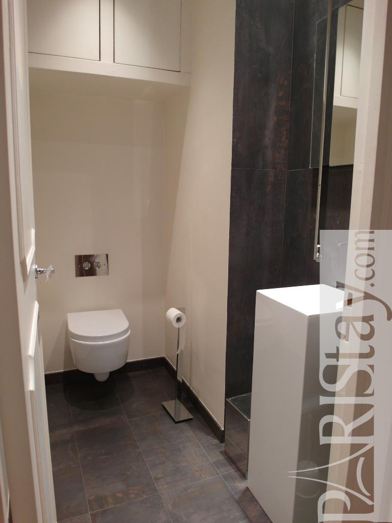 paris location meubl e appartement type t3 auteuil ocde. Black Bedroom Furniture Sets. Home Design Ideas