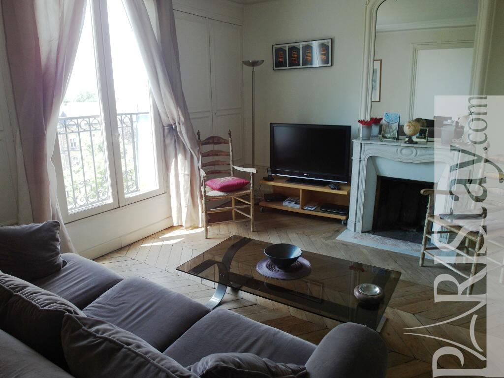 Paris Luxury Luxembourg Balcony Apartment Jardin Du 75006