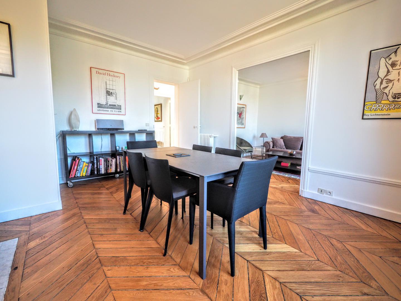 Paris luxury Luxembourg Balcony apartment Jardin du ...