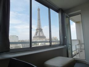 Appartement Eiffel Tower Balcony - type T3