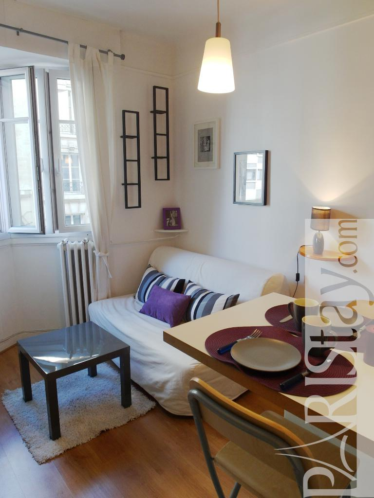 Paris Student Apartment Rental Convention 75015 Paris