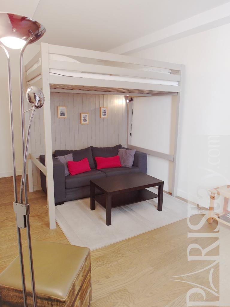 Paris Studio Apartment For Rent Le Marais 75004 Paris