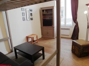 Apartment Le Marais Large Studio - studio