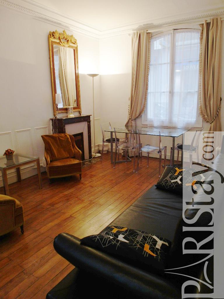Paris Short Term Apartment Rental Passy 75016 Paris