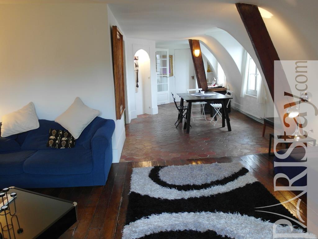 Paris location meubl e appartement type t2 bastille - Salon de the bastille ...