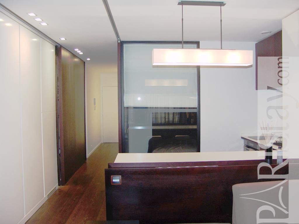Furnished studio apartment for rent maison de la radio for Furnished studio apartments