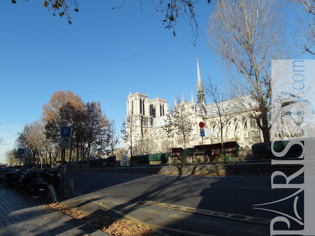 Paris location meubl e appartement type t2 notre dame de paris - Latitude de paris ...