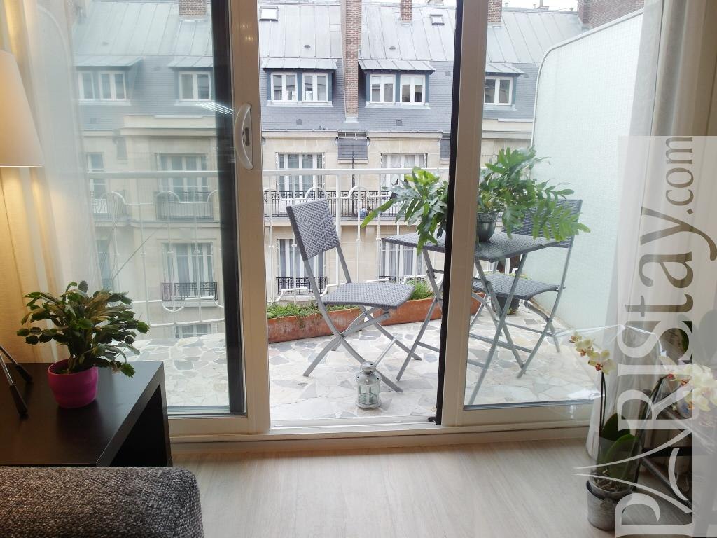 Apartment for rent in paris Passy 75016 Paris