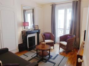 Apartment Lepic spacious 1BR - 1 bedroom