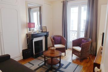 Apartment Lepic spacious 1BR