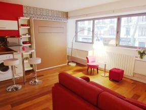 Apartment Exelmans spacious studio - studio