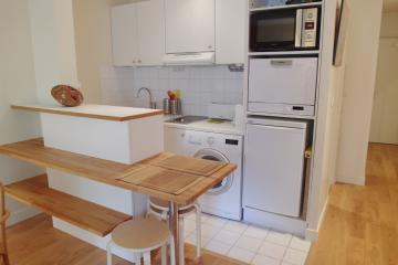 Apartment Beranger spacious studio