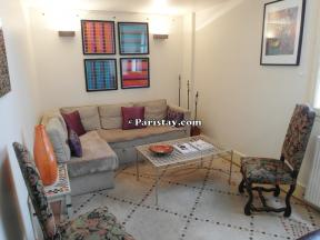 Appartement Marais 3 bedroom House - type T4
