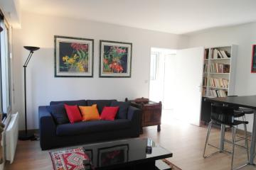 Apartment Folie Mericourt Terrace