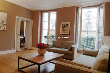Apartment Saint Germain des Pres Spirit
