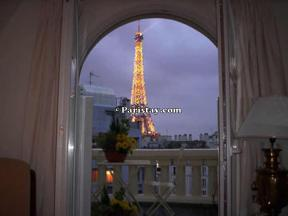 Apartment Eiffel Suffren View - 2 bedrooms